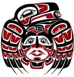 Raven: Squamish Cultural; Whistler, BC