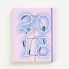 2017-2018 Neon Lights Planner
