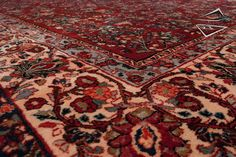 sarouk rugs | Persian Sarouk Rug 9' x 16'
