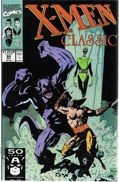 Mike Mignola X-Men