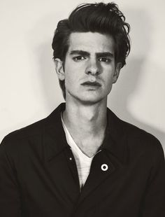 Andrew Garfield by Norman Jean Roy for Details February 2011