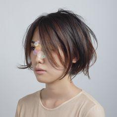 No.22 SIDE BURN SUPER HAIR CATALOG