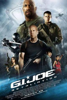 G.I. Joe: Retaliation Poster - #113867