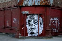 Gaia, Grandfather, Brooklyn - unurth | street art