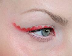 pattern-eyeliner!