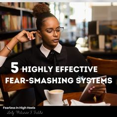 """I began to challenge myself, overcome obstacles, and most importantly; take purposeful action towards my destiny … that's when I knew without a doubt I was … Fearless In High Heels. """"5 Highly Effective Fear-Smashing Systems"""" will help you kick fear to the curb and keep walking in your kingdom purpose. #fearlessinhighheels #fearlesswomen #ladymelissaffields #ladyfields #fearnot Keep Walking, My Destiny, Challenge Me, Spiritual Growth, Purpose, Kicks, High Heels, Action, Lady"""
