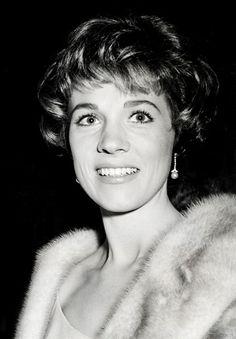 Julie Andrews, ca. 1966.