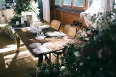 rustic sweetheart table http://weddingwonderland.it/2016/06/matrimonio-autunnale-handmade.html