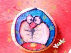 creaciones FOG: galletas Doraemon