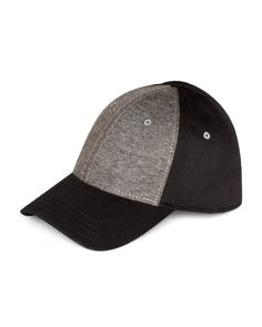 Gents Jersey Knit Fitted Cap