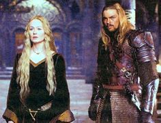 Eowyn and Eomer