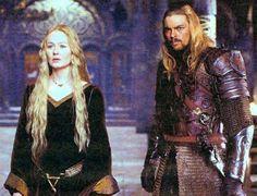 Eowyn and Eomer