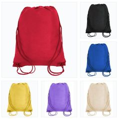 7375f168fcca 7 Best Non Woven Drawstring Bags Cinch Packs images in 2019