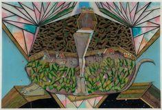Max Wyse -Were-Garden (Coatlicue), 2009 (b.1974 Kamloops, B.C.) (www.galerietroispoints.qc.ca)
