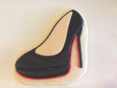 Sweet Themes Bakery specializes in custom cakes, custom cookies, wedding cakes, birthday cakes, special event cakes & cookies and more. Black High Heel Pumps, Pumps Heels, Custom Cookies, Special Occasion, Wedding Cakes, Photo Galleries, Christian Louboutin, Fashion, Moda