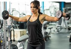 Want a toned set of arms, but don't always have extra time for the gym? Get results on the double with this all-in-one workout that targets your shoulders, biceps, and triceps!