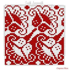 34 Ideas Knitting Patterns Pillow Fair Isles For 2019 Fair Isle Knitting Patterns, Knitting Charts, Knitting Designs, Knitting Yarn, Cross Stitch Rose, Cross Stitch Flowers, Cross Stitch Designs, Cross Stitch Patterns, Motif Fair Isle