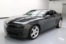 2015 Chevy Camaro RS My car I actually own, she is gorgeous. Blksilk is what she answers to. Volkswagen Phaeton, Top Sports Cars, Sport Cars, Chevrolet Camaro, Boutique Interior Design, Classic Car Insurance, Audi A8, Dashcam, Car Manufacturers