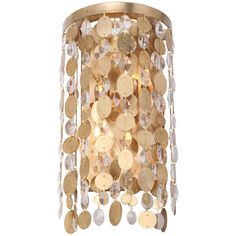 Crystorama Lighting Group Bella Antique Gold Two Light Wall Sconce; $423 each  -- 2 - 4 WEEK LEAD TIME OK