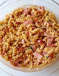 Cookbook Recipes, Cooking Recipes, Fun Cooking, Greek Recipes, Pasta Salad, Macaroni And Cheese, Recipies, Spaghetti, Ethnic Recipes