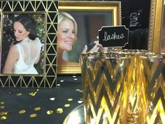 Bridal show booth, molly makeup