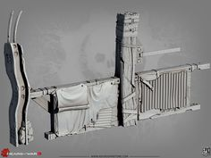 Gears of War 3 - Environment Art - Page 8 - Polycount Forum
