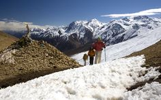 GHT Humla Section, Upper Trail - Great Himalaya Trail: Trekking, hiking and walking in Nepal