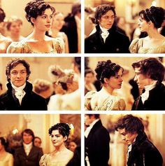 Becoming Jane What value will there ever be in life, if we are not together?