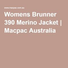 Womens Pitch Fleece Jacket | Macpac Australia | Winter Wear ...