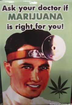 Marijuana is probably better for your pain (and mine) than a bunch of opiates that fry your liver.
