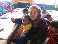 Wayne State communications major Hannah Mathers is making a difference in Ecuador this summer. Read about her journey so far...