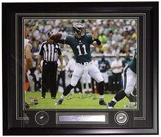 Sports Integrity 18588 Carson Wentz Framed 16 x 20 Unsigned Eagles NFL Touchdown Pass Photo, As Shown Football Photos, Nfl Football, Pass Photo, Football Memorabilia, Carson Wentz, Sports Figures, Philadelphia Eagles, The Past, Baseball Cards