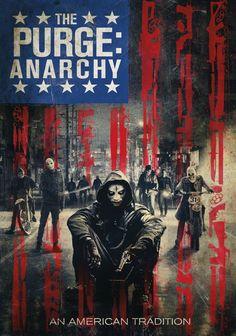 Enfin, j'adore les films de suspense. Par exemple, j'aime regarder 'The Purge Anarchy' par James DeMenaco.