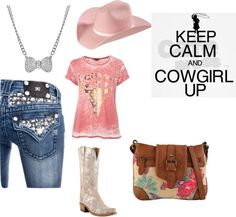 """Cowgirl Up"" by suntanbabe on Polyvore"
