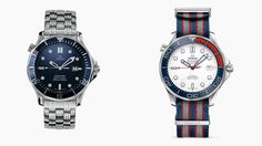 Omega Seamaster Diver 300m, James Bond, Omega Watch, Watches, Wrist Watches, Wristwatches, Tag Watches, Watch