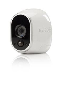 Netgear Arlo Pro Nanny Cam & Home Security Camera