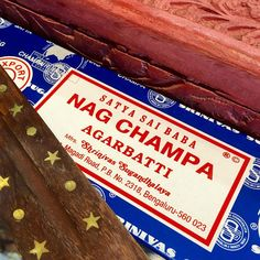 Finally back in stock... Customer favorite #nagchampa incense! Treat yourself & grab one of our beautiful incense holders while you're at it   #incense #headshop #bushwick #brooklyn #shoplocal