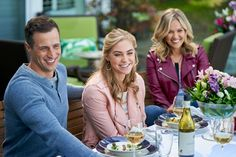 Its a Wonderful Movie - Your Guide to Family and Christmas Movies on TV: Hallmark Channel's CHESAPEAKE SHORES Season 4 starring Jesse Metcalfe, Meghan Ory, Emilie Ullerup, Brendan Penny, Andrew Francis, Laci Mailey, Barbara Niven, Treat Williams, and Diane Ladd! ☀⛱🌊 #Chessies @hallmarkchannel #ChesapeakeShores ☀⛱🌊 Episode Details ➜➜