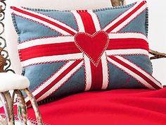 cute twist on the Union Jack