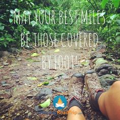 Love hiking... how far can you go? How far would you like to go? #hikes