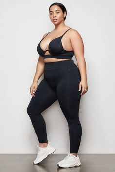 Thick Girl Fashion, Curvy Women Fashion, Plus Size Fashion, Curvy Outfits, Plus Size Outfits, Girl Outfits, Cute Casual Outfits, Looks Plus Size, Plus Size Model