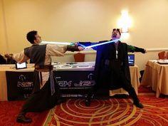 Fun at First CON-tact New York Jedi
