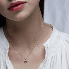 Zoe & Morgan nice fine necklace