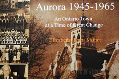 Christmas Elizabeth Hearn Milner Bracebridge, ON Editor's Notes: Elizabeth Hearn Milner grew up in Aurora from 1945 to 1965. She is a..