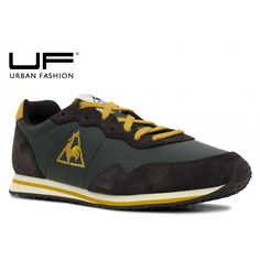 Le Coq Sportif Milos Leather Deep Forest