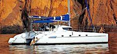 Croisières à la voile en catamaran avec capitaine et hôtesse-Antilles-Corse-Grèce-Polynésie