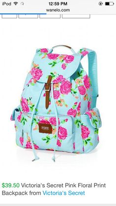 THIS IS THE BACKPACK I WANT!