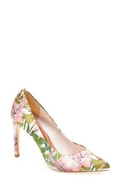 Ted Baker London 'Luceey' Pump (Women) available at #Nordstrom
