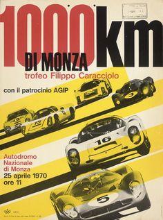 1000KM DI MONZA, 1970