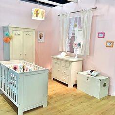 Коллекция детской мебели Barcelona натуральное дерево от Pinio на Kind+Jugend 2016 - выставке детских товаров № 1 в мире в Кельне 15-18-сентября-2016. Купить в Киеве в KIOSK для МАМ